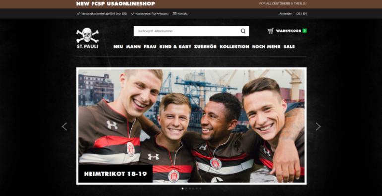 Offizieller FC St. Pauli Fan-Shop