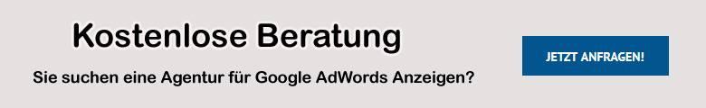 kostenlos AdWords Angebot holen