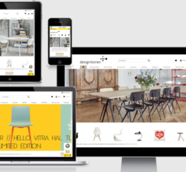 Designikonen OnlineShop