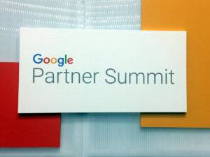 Google Partner Summit 2017
