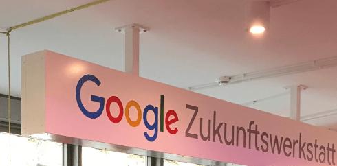 Google-Schulung in der Zukunftswerkstatt