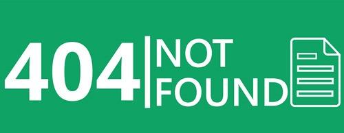 404 Fehler können die Ladezeit einer Webseite erheblich verzögern!