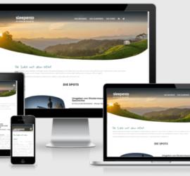 sleeperoo-Homepage